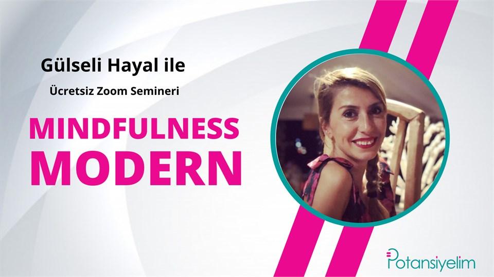 Mindfulness Modern Semineri