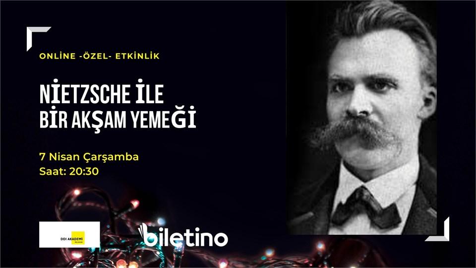 Nietzsche ile Bir Akşam Yemeği