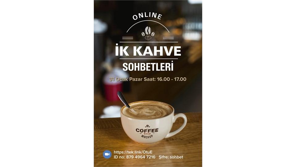 (Online) İK KAHVE SOHBETLERİ