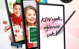 Samsung Galaxy Tabletler Uzaktan Eğitimin Adeta Parlayan Yıldızı Oldu!