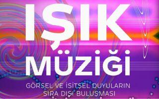 Çağdaş Macar Ustalardan 'Işık Müziği' Sergisi