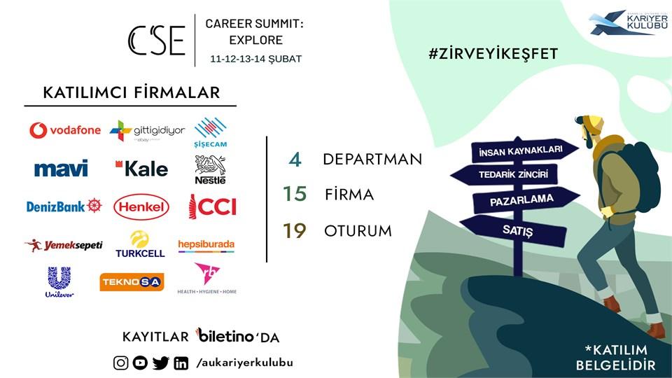 Career Summit: Explore