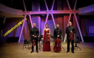 'Geçmişten Bugüne' Borusan Quartet