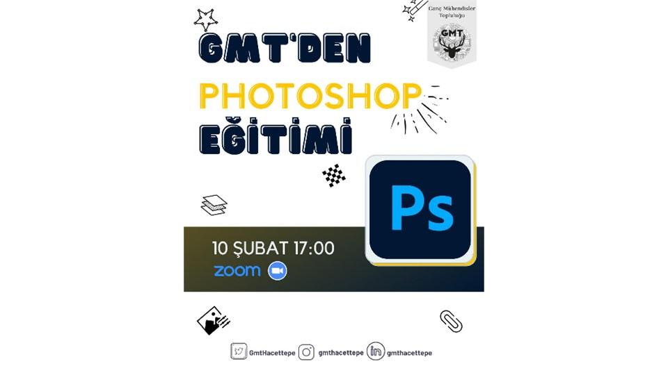 GENÇ MÜHENDİSLERLE PHOTOSHOP EĞİTİMİ