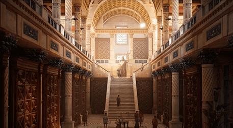 İskenderiye Kütüphanesi