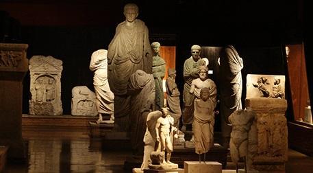 İstanbul Arkeoloji Müzesi Sanal
