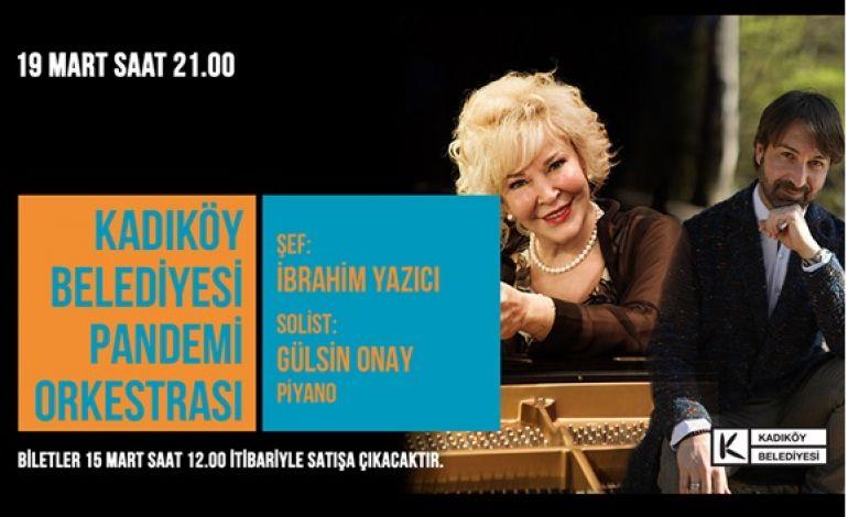 Kadiköy Belediyesi Pandemi Orkestrası 3.Konseri