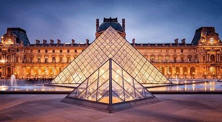 Louvre Müzesi Antik Mısır Bölümü