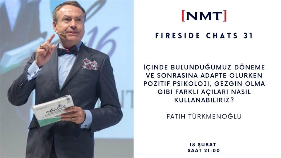 NMT FireChats 31 - Bir Başka Adaptasyon - Fatih Türkmenoğlu