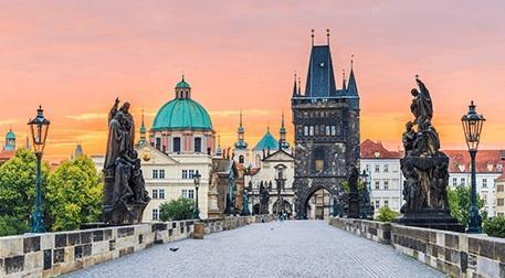 Prag Sanal Şehir Turu