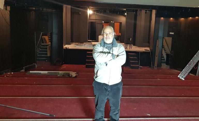 Şişli Tiyatrosu Perdelerini Yenilendi