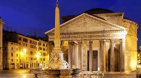 Antik Roma Sanatı, Mimarisi ve Arke
