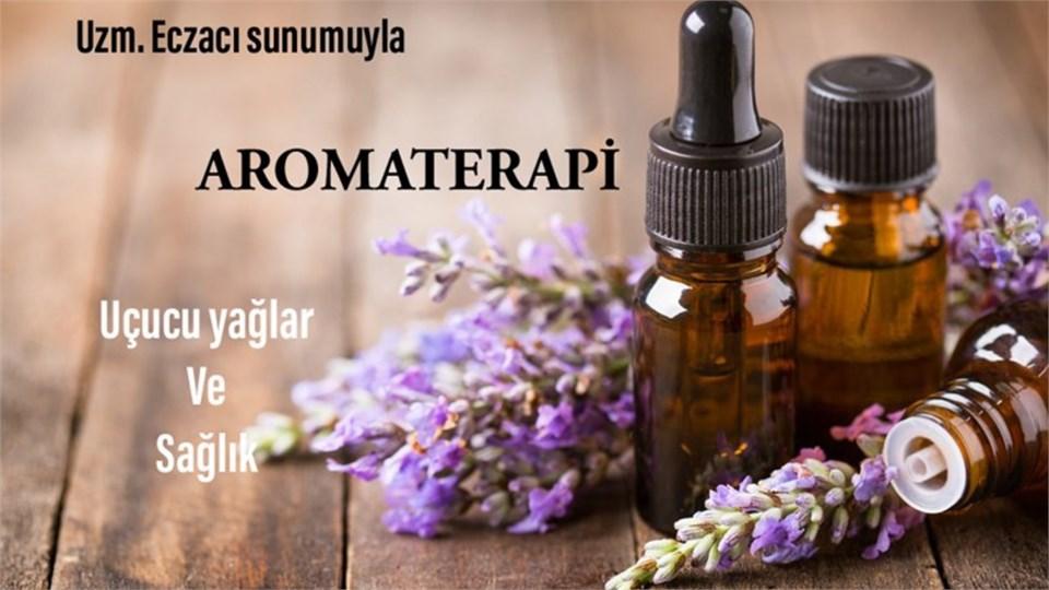 Aromaterapi Atölyesi - Dünya Kadınlar Gününe Özel