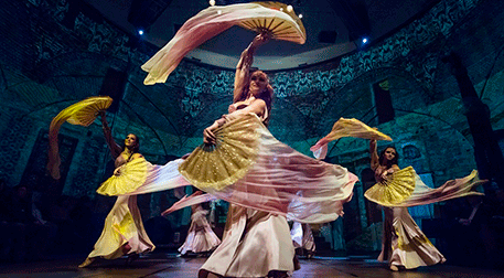 Dansın Ritmi - Nisan Etkinlikleri