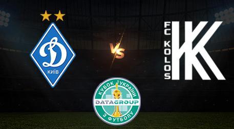 Dynamo Kyiv - Kolos Kovalivka