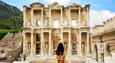 Efes Sanal Şehir Turu