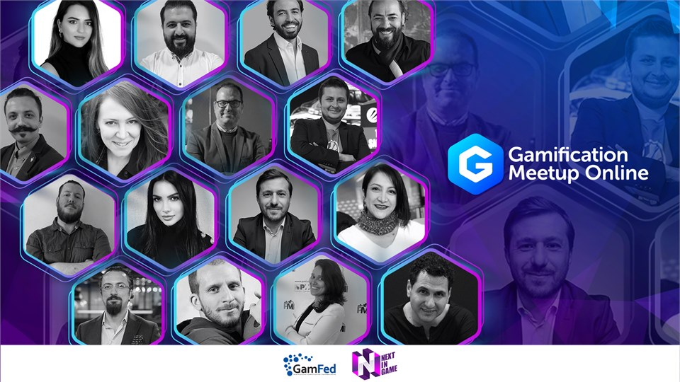Gamification Meetup - Gamfed Türkiye 5.Oyunlaştırma Konferansı