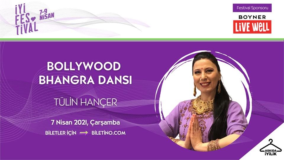İyi Festival - Bollywood Bhangra Dansı