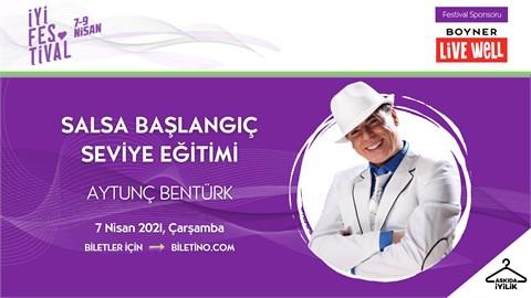 İyi Festival - SALSA BAŞLANGIÇ SEVİYE EĞİTİMİ
