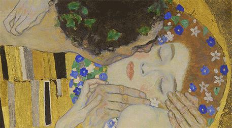Masterpiece Galata Resim - Klimt-Öp