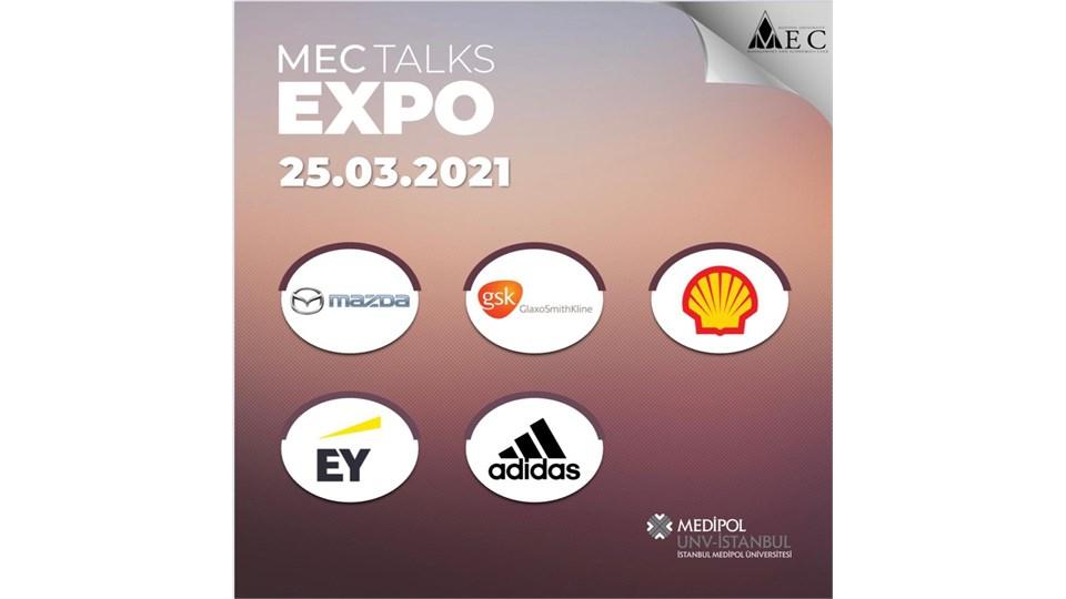 MECTalks EXPO 21' 25 Mart 2021 Oturumu