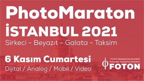 PhotoMaraton İstanbul 2021