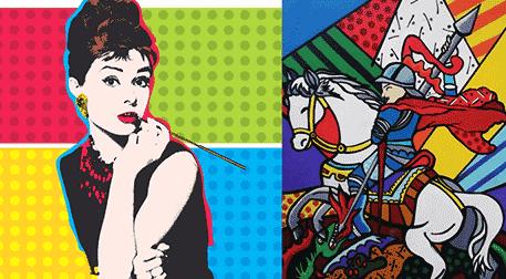 Pop Art: 20. Yüzyılın İkonik Sanat