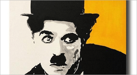 Resim Workshop - Chaplin