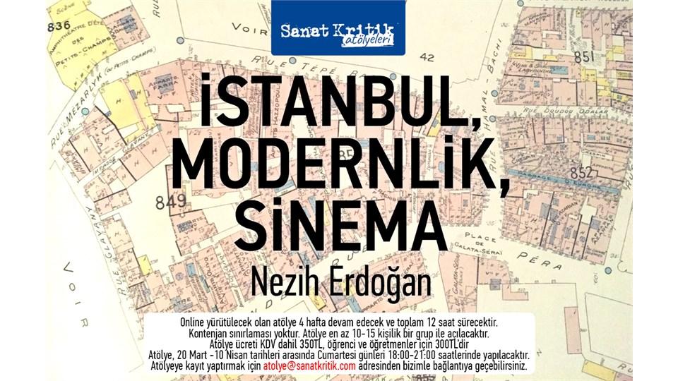 Sanat Kritik-İstanbul, Modernlik, Sinema