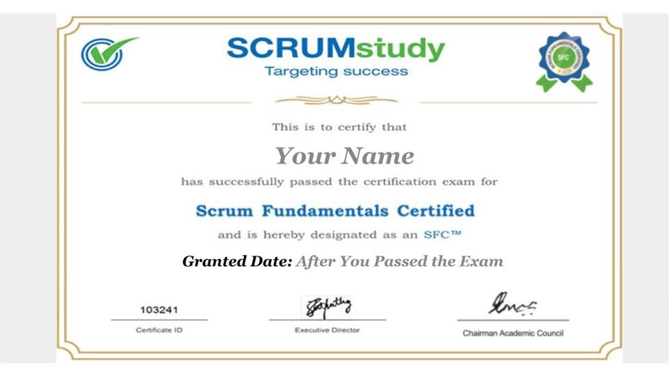 Üçlü Paket Eğitimi: Ücretsiz İngilizce Temel Scrum Webinar, Online Eğitim ve Sertifikasyonu