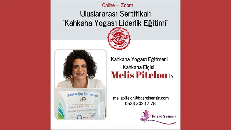 Uluslararası Sertifikalı Kahkaha Yogası Liderlik Eğitimi