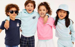 İlkbahar 2021 TOMMY HILFIGER Çocuk Giyim Koleksiyonu Miami Vibes