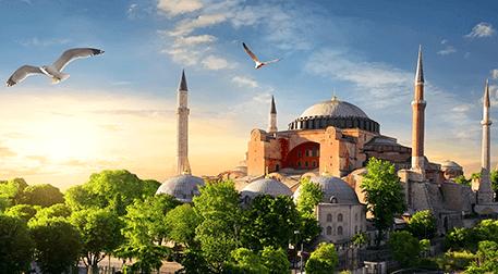Ayasofya Sanal Müze Gezisi