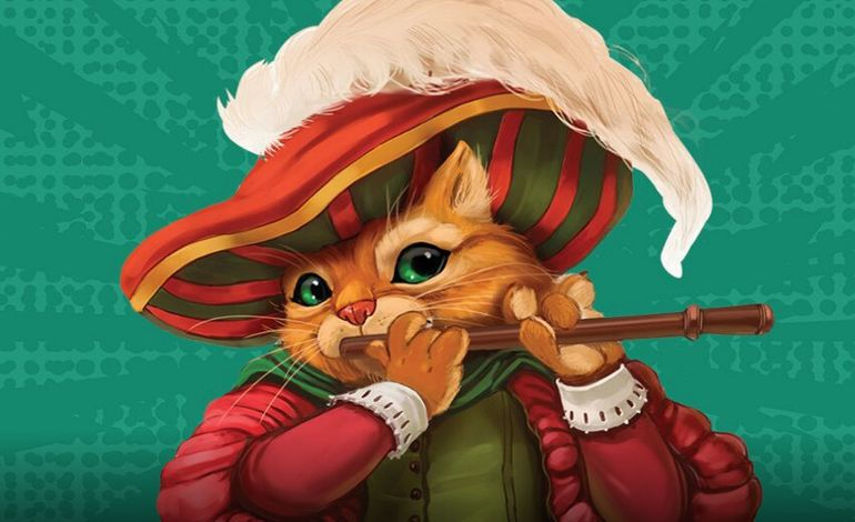 Çizmeli Kedi Müzikali