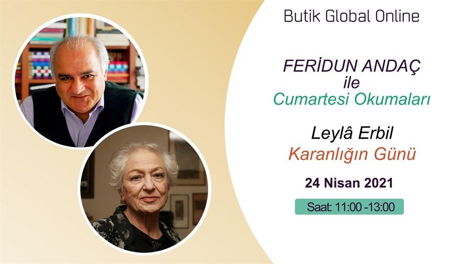 Feridun Andaç ile Leyla Erbil