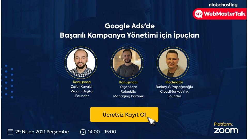 Google Ads'de Başarılı Kampanya Yönetimi için İpuçları
