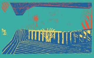 Hockney ile Büyüleyici Mekânlar Atölyesi (6-10 yaş)