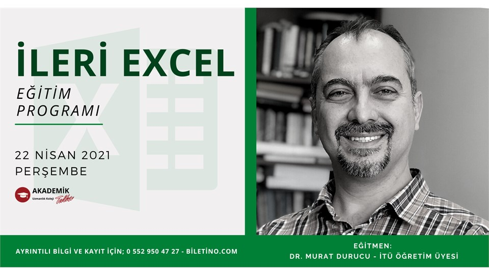 İleri Düzey Excel