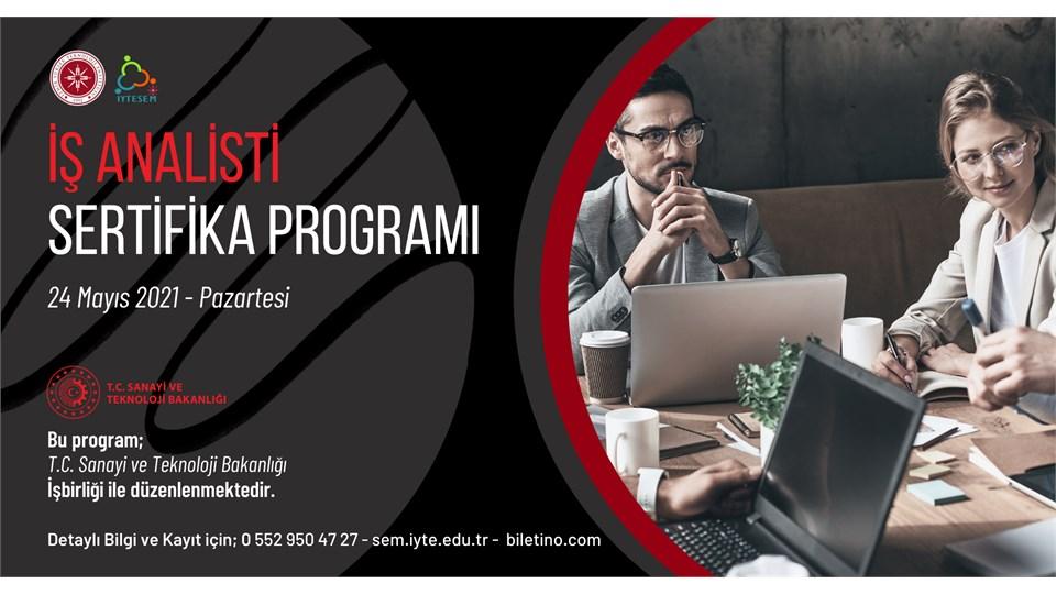 İş Analisti Sertifika Programı