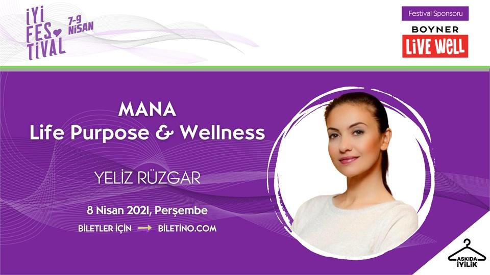 İyi Festival - MANA Life Purpose & Wellness