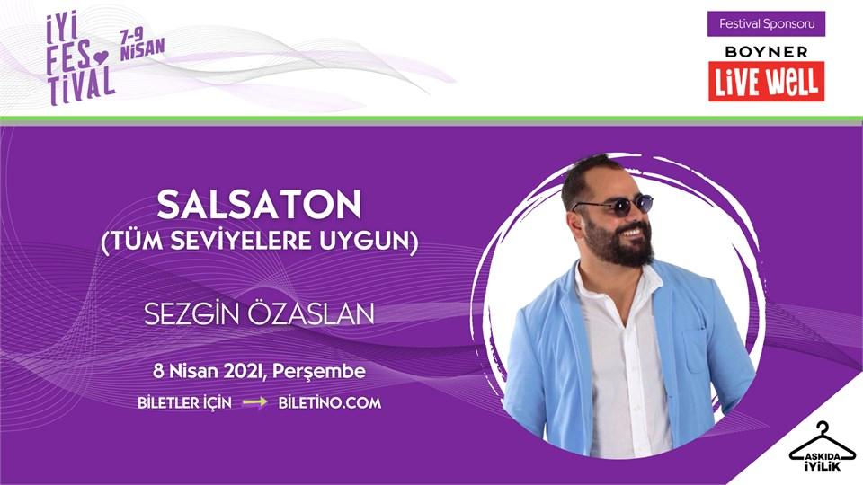 İyi Festival - Salsaton (Tüm Seviyelere Uygun)