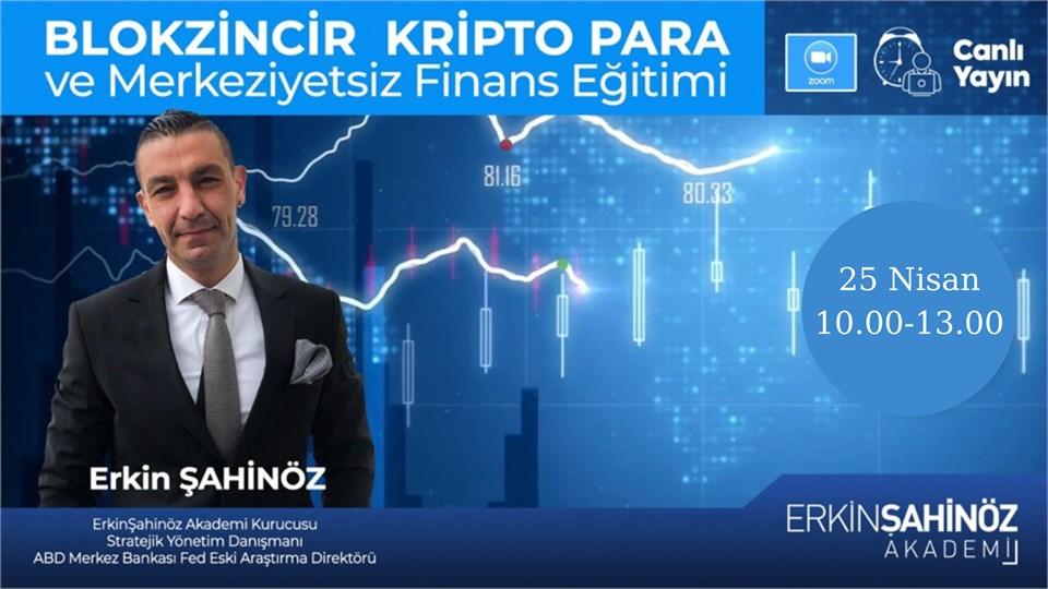 Kriptoparalar-Blokzincir-Merkeziyetsiz Finans