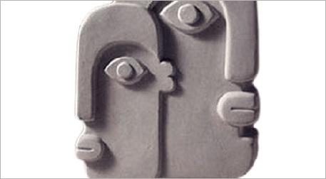 Masterpiece Galata Heykel - İki Yüz