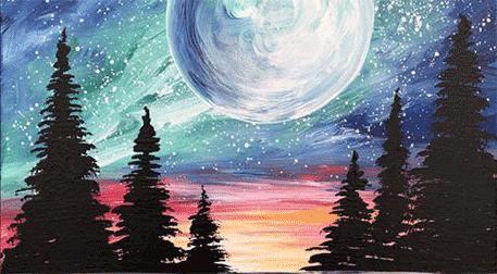 Masterpiece Galata Resim - Büyülü A