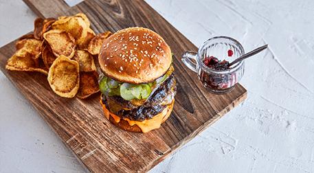 MSA - Burgers & Fries 2