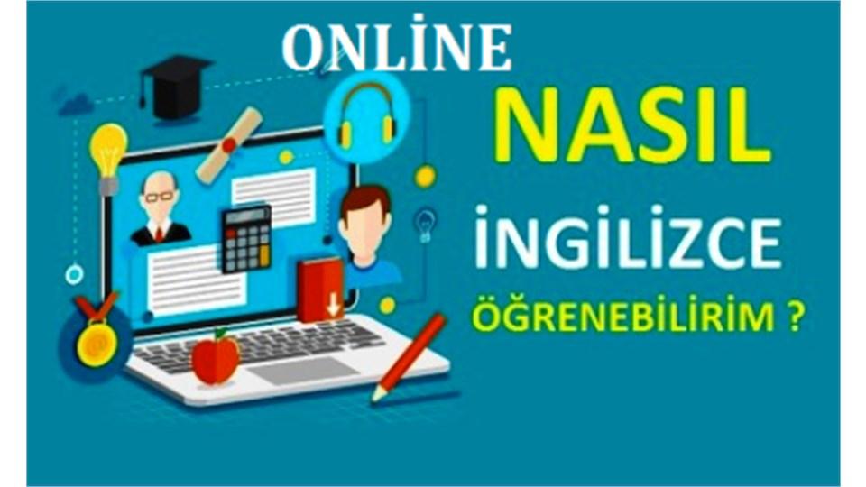 Online İngilizce Öğrenme Webinar
