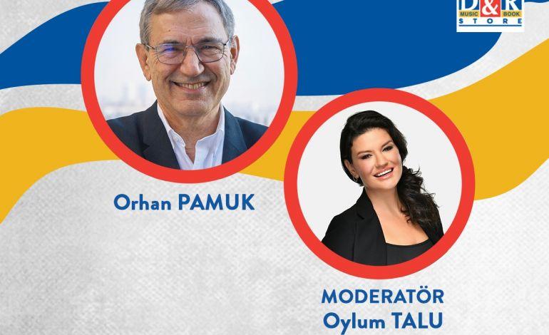 Orhan Pamuk ilk kez D&R'da!
