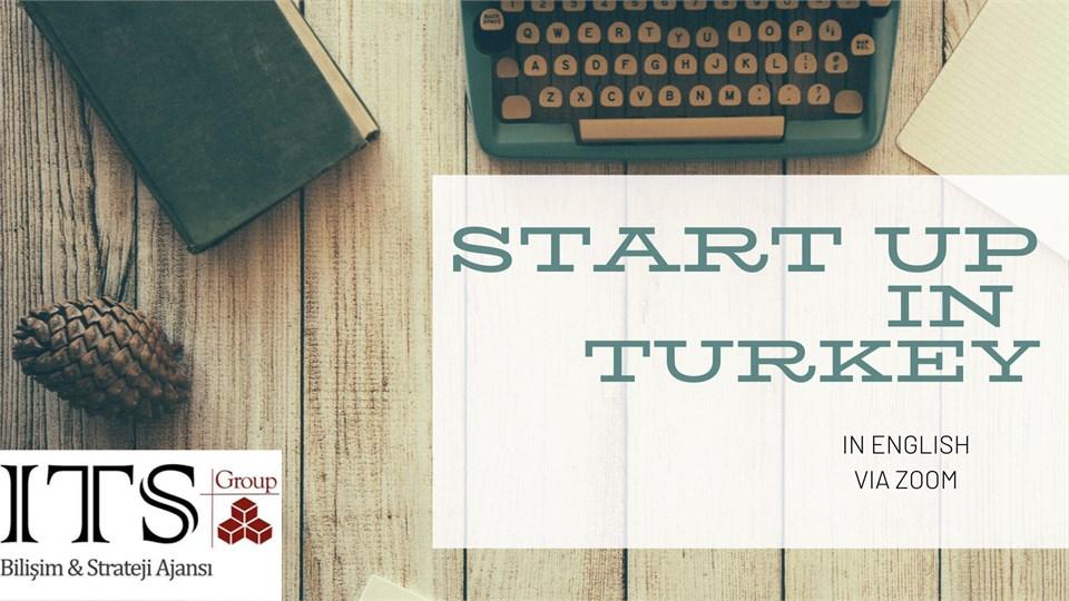 Start-up in Turkey