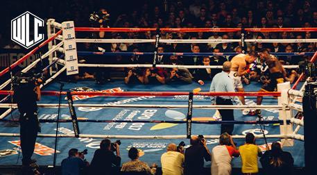 WLC Dövüş Sporları - 4 Etkinlik Kom