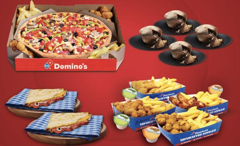 Domino's Ramazan'da da Yanınızda!